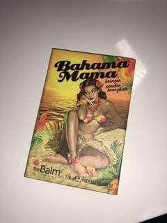 The balm Bahama Mama bronzer poudre powder