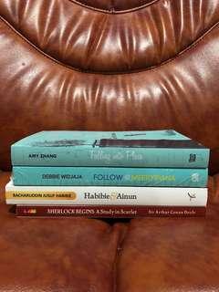 Novel Indonesia Baru dan Bekas