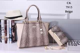 Charles & Keith 2in1 Handbag