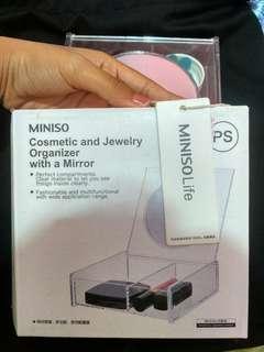 Miniso cosmetic organizer
