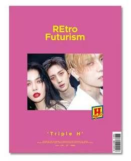 [PRE] TRIPLE H - 2nd mini album (REtro Futurism)