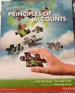 🚚 [New] Pearson: All About Principles of Accounts