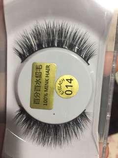 100% mink lashes fluffy