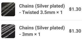 Brand New Chains