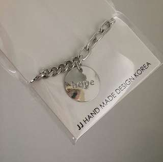[Price reduced]Hope bracelet / Sunshine bracelet