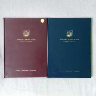 Ministry of Education-Republic of Singapore Report Card Book