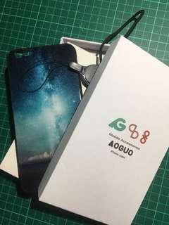 iPhone 6 Plus手機殼(玻璃表面反光/有型有格)