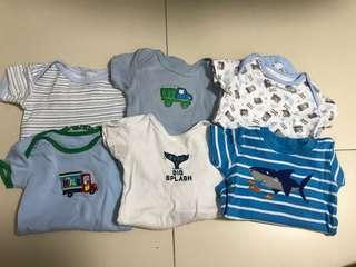 Baby Boy Rompers bundle