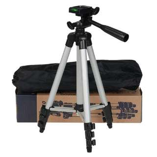 1345. Trepied Camera Tripod 3110 with Stand Clip and Free Fidget Spinner