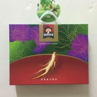 🚚 桂格蔘芝禮盒