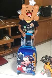 🚚 (Doraemon) Brand New Kids Luggage