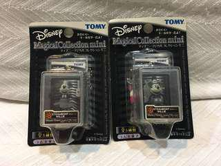 Tomy Disney Magical Collection Mini Figures set of 2