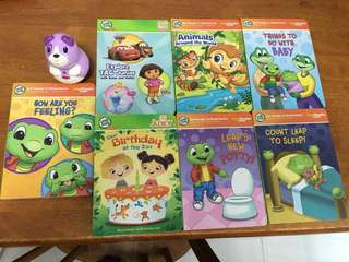 🔥LeapFrog Tag Junior Scout Book Pal