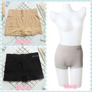 Muimiui Woman Japan MUNAFIE Body Shape Shorts Pant Slimming Panties MP021