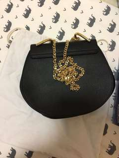 chloe黑色袋