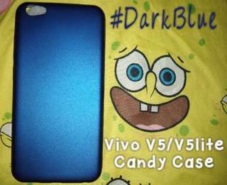 vivo v5/v5 lite soft silicon back case