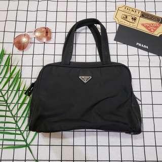 限時優惠 prada vintage handbag 單肩包手提包兩用袋返工袋