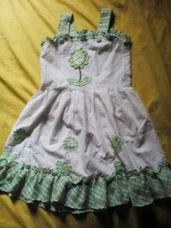 Simple Kids Dress