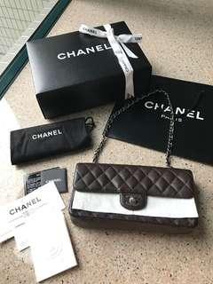 Chanel East West Sac Class Rabat A28598