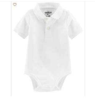 Oshkosh Polo Bodysuit