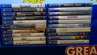 Playstation 4 Preowned game Available @ WaterWay Point TOG