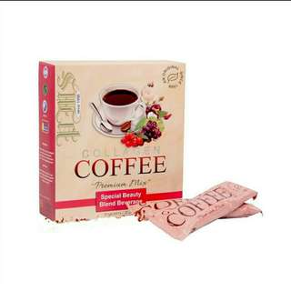 Collagen Coffee Premium Mix