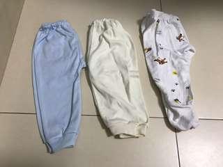 Baby Pants 0-3m bundle