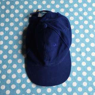 Dark Blue Cap