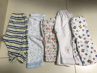 Preloved pants 0-6m bundle