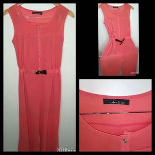 Authentic Sabella Jumpsuit