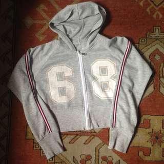 Croptop jacket
