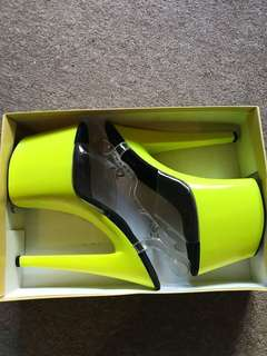 Pole shoes - Highest heels