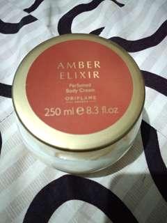 AMBER ELIXIR BODY PARFUMED