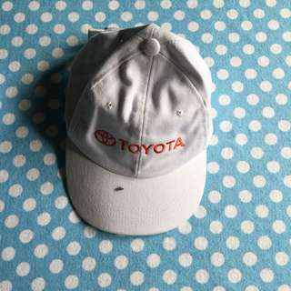 Toyota White Cap