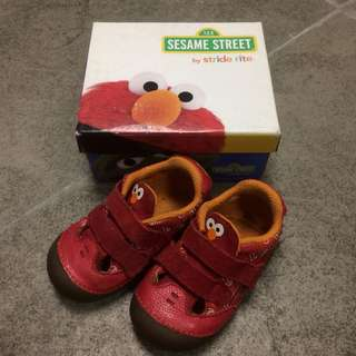 Elmo Stride Rite shoes
