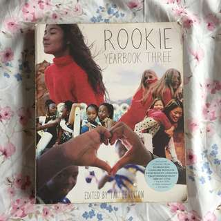Rookie: Yearbook Three