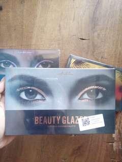 Eyeshadow pallete beauty glazed