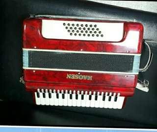 🚚 手風琴