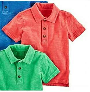Simply Joy by Carters Polo Tee