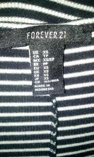 Forever 21 B&W