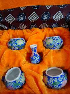 Puteh cups collection