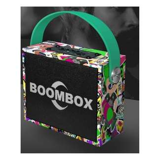 Boombox藍牙音箱M7