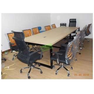 12pcs RS129 MESH OFFICE CHAIRS--KHOMI