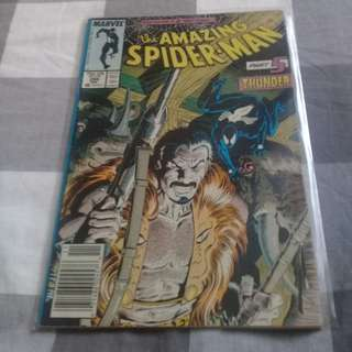 Amazing Spider-man 294 Kraven's Last Hunt part 5