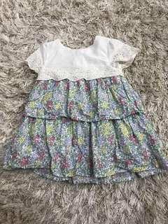 Authentic Baby Gap Dress