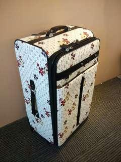 Authentic Carlorino monogram 26inches Luggage