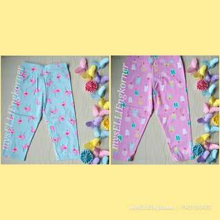 Girls high quality leggings 3-5 yo