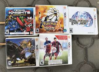 Cheap Used 3DS game