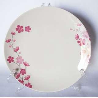8' SidePlate desain Sakura Imlek