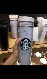 Starbucks Marble tumbler from Seoul